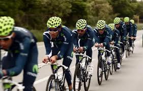 Técnica de Relevos en Ciclismo