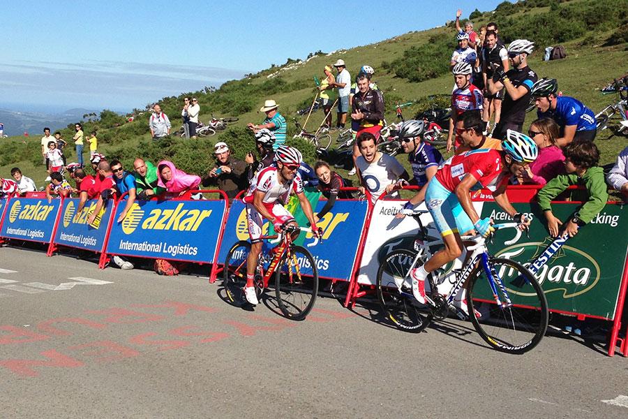 Vuelta Ciclista a España 2013 – Etapa 18