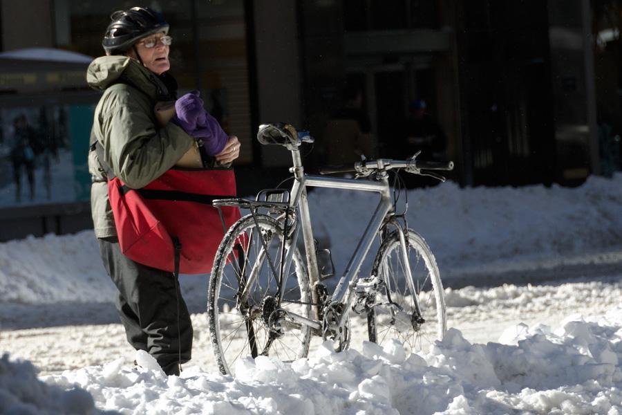Ropa de invierno para ciclismo en ruta