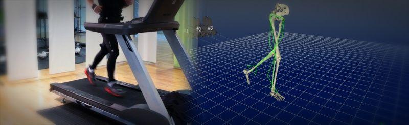 estudio biomecánico en 3D